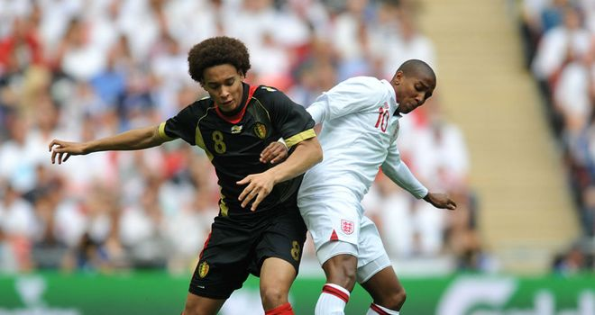 Alex Witsel: Reported to be a transfer target for some of Europe's top clubs