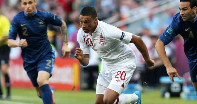 Alex Oxlade-Chamberlain: Considers it a 'massive honour' to represent his country
