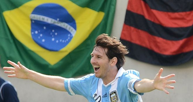 Lionel Messi: Looking for a win against Paraguay on Friday