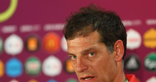 Slaven Bilic: Pleased with Croatia's fightback against Italy