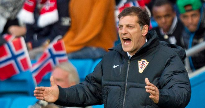 Slaven Bilic: Has huge respect for the Republic of Ireland ahead of Croatia clash