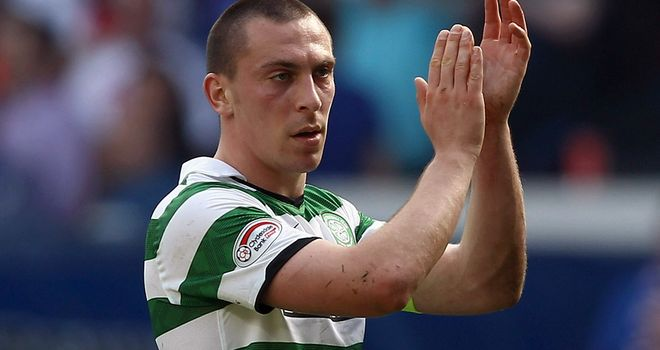Scott Brown: Hoping to be fit for next week's Champions League qualifier