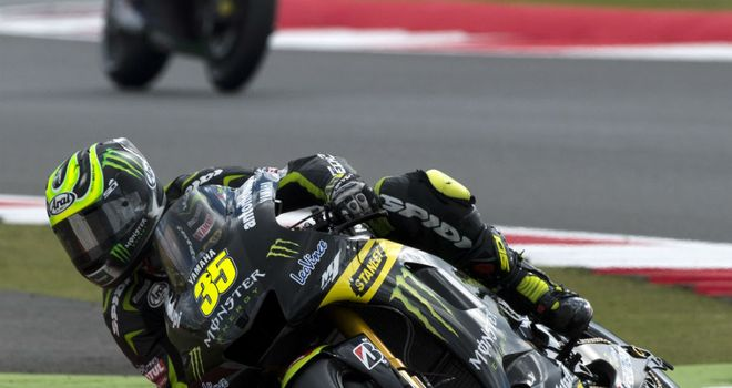 Cal Crutchlow: One year extension