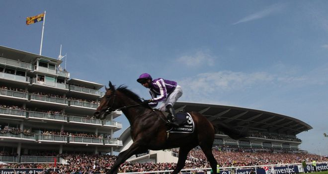 The Investec Derby will stay in its familiar time slot