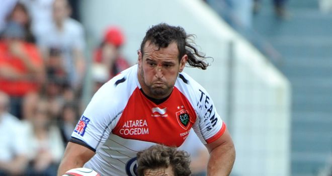 Carl Hayman: Has agreed to remain with Toulon
