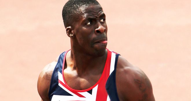 Dwain Chambers: Joining British squad for Euro indoors