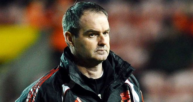 Steve Clarke: New West Brom manager ready for the challenge
