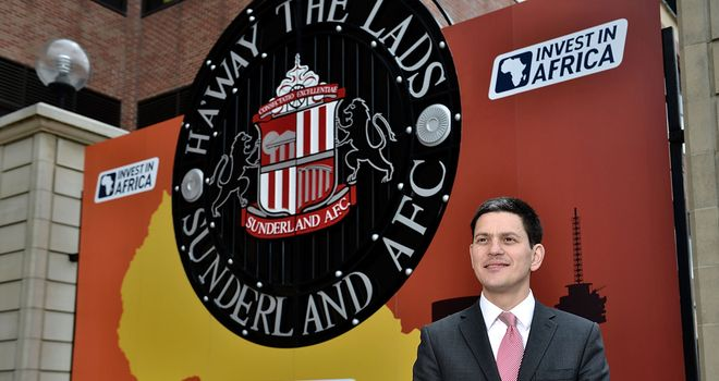 David Miliband: Quits Sunderland over Paolo Di Canio appointment