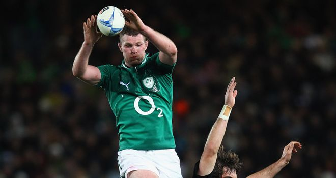 Donnacha Ryan: big performance needed from Ireland