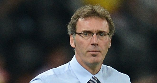 Laurent Blanc: The France boss will be out of contract at end of June
