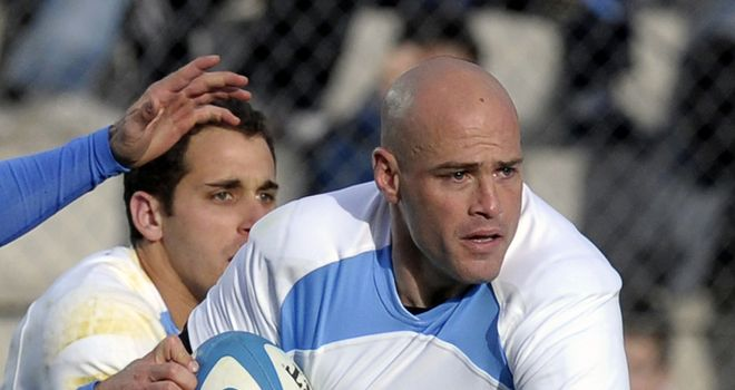 Felipe Contepomi fit to face England