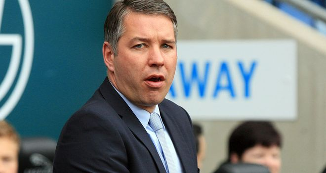 Darren Ferguson: Manager backed by Peterborough owner