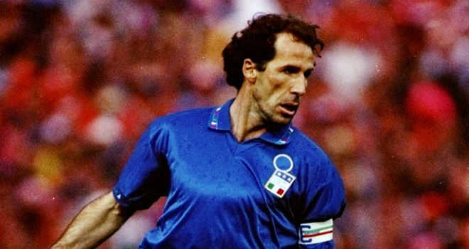 Baresi: picks his #One2Eleven on the show