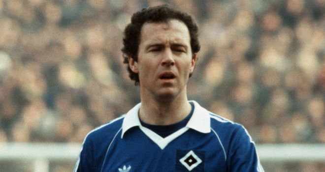 Franz Beckenbauer: Won the World Cup as a player and manager with West Germany