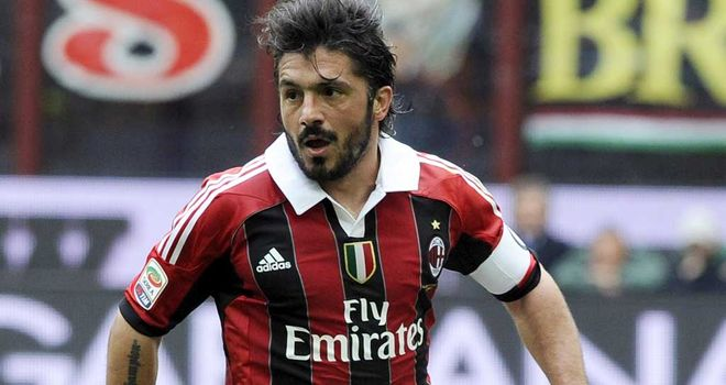 Gennaro Gattuso: Currently a free agent after a 12-year spell at AC Milan