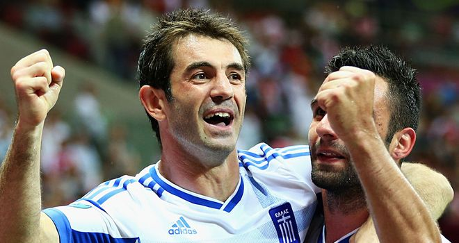 Giorgos Karagounis: Veteran Greece international has signed for Fulham