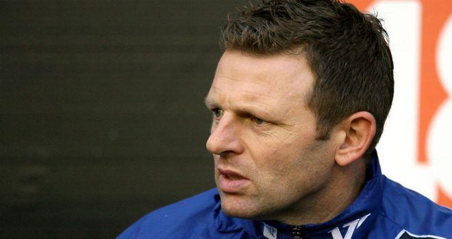 Graeme Jones: Has praised the quality of the Everton squad