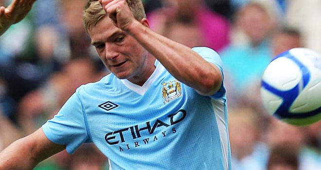 John Guidetti: Agent is trying to secure loan move to Serie A for Manchester City striker