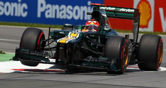 Caterham: Bringing &#39;important&#39; upgrades to Valencia