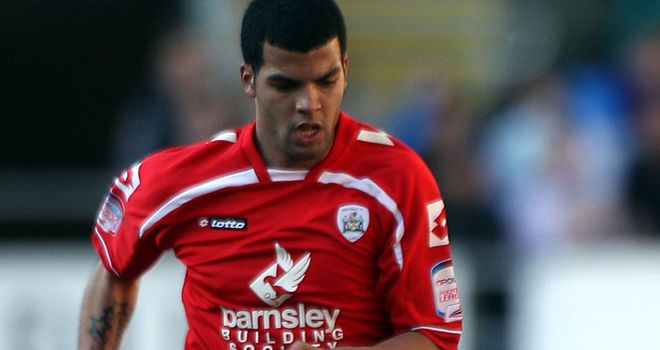 Mellis: Hit the winner for Barnsley