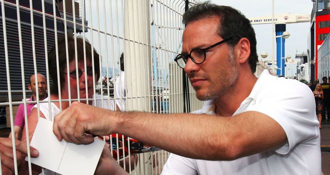 Jacques Villeneuve: Will be part of inaugural World Rallycross Championship