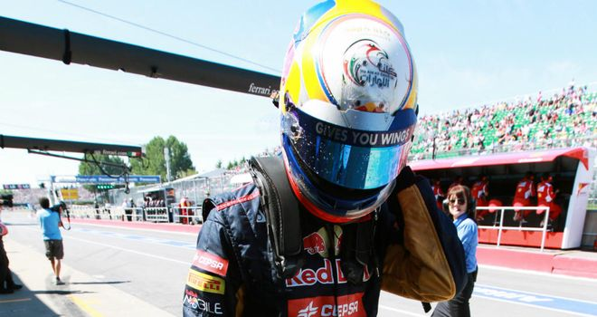 Jean-Eric Vergne: Was pleased with his start