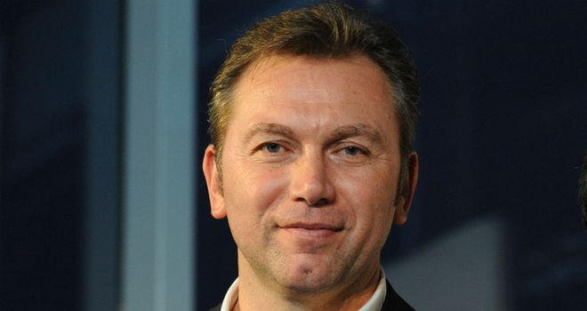 Johan Bruyneel: Has denied being part of alleged doping programme