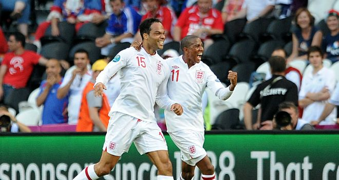 Joleon Lescott: Believes England have what it takes to conquer the continent