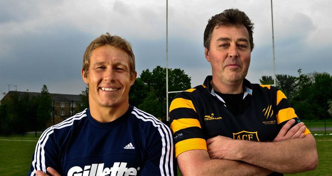 Jonny Wilkinson: 'Sometimes I feel like I have got a needle which goes from one side to the other, yes to no'
