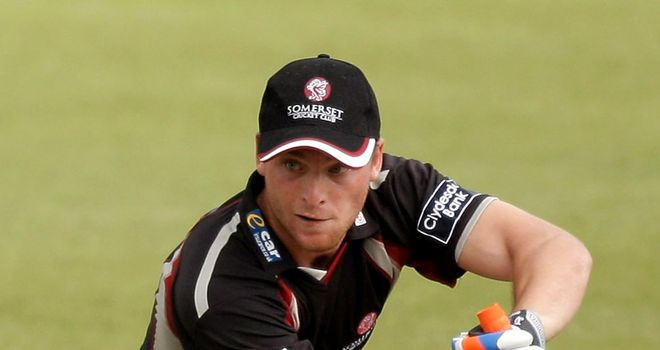 Jos Buttler: hoping to be inspired by the big crowd expected at the Swalec Stadium