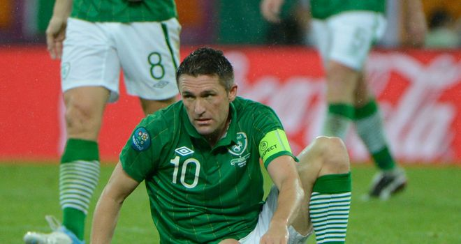 Robbie Keane: Felt Ireland have conceded too many soft goals at Euro 2012