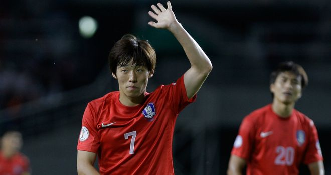 Kim Bo-Kyung: Has been linked with Celtic and Cardiff this summer
