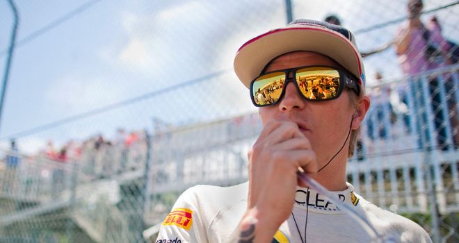 Kimi Raikkonen: Claims there is no rift with Lotus