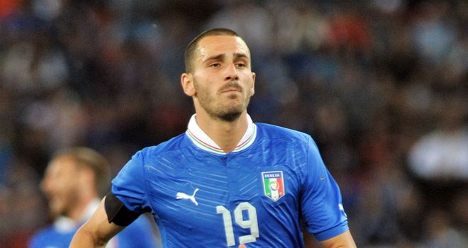 Leonardo Bonucci: Believes Mario Balotelli represents England's biggest threat