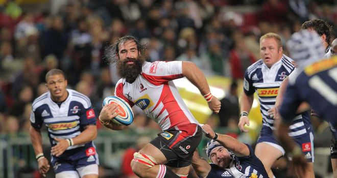 Josh Strauss: Says he is excited by the challenge ahead at Glasgow