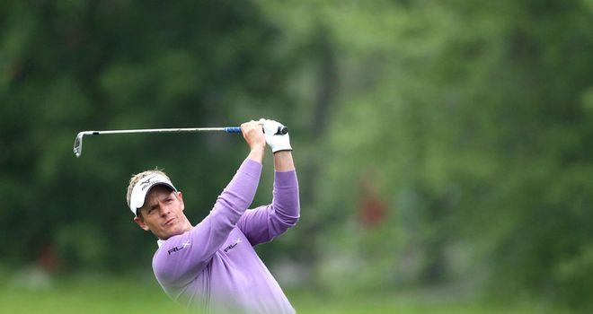 Donald won a second successive PGA Championship title at Wentworth last month