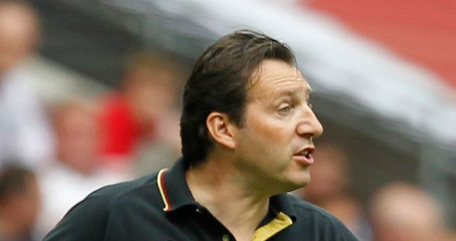 Marc Wilmots: Win would guarantee second spot for Belgium