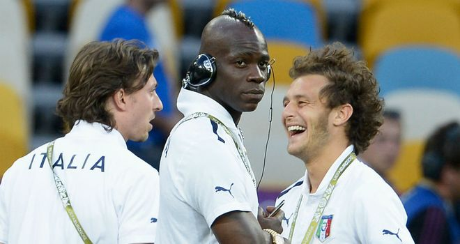 Mario Balotelli: Inter Milan were not prepared to loan the striker to Tottenham