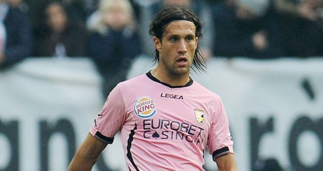 Matias Silvestre: Has joined Inter Milan on loan from Palermo