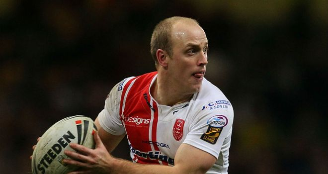 Michael Dobson: New Hull KR captain