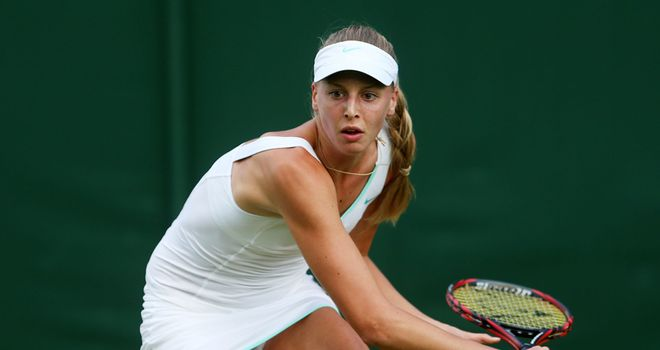 Naomi Broady: No Wimbledon this year