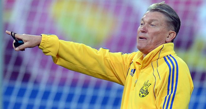 Oleg Blokhin: Ukraine coach admits things didn't go to plan after the 2-0 defeat by France