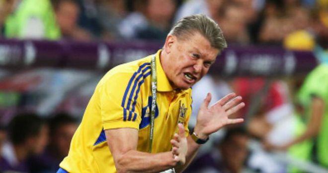 Oleg Blokhin: Feels Ukraine's 'goal' should have stood
