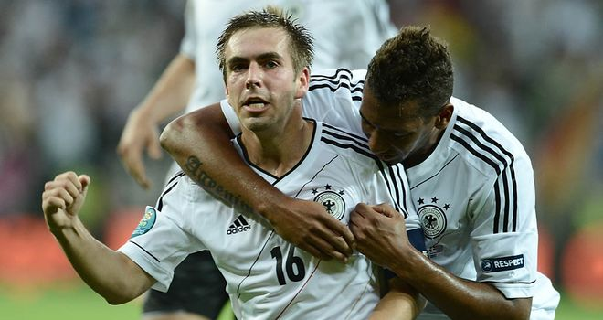 Philipp Lahm: Germany have impressed, but they consider Spain to be the team to beat