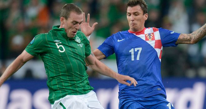 Richard Dunne: The inspirational Aston Villa defender could have played his last game for the Republic of Ireland