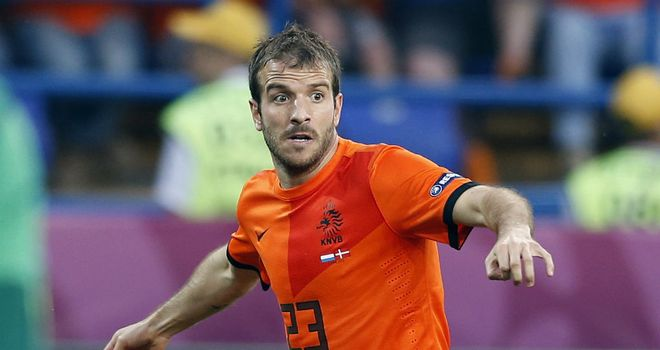 Rafael van der Vaart: Holland midfielder does not rate the Germany highly
