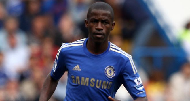 Ramires: Chelsea midfielder back in contention at international level