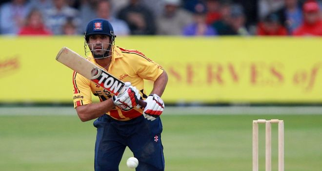 Ravi Bopara: New one-year deal with Essex