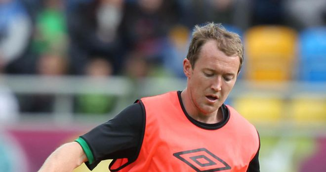 Aiden McGeady: Putting Celtic bonds to one side for Champions League tie.