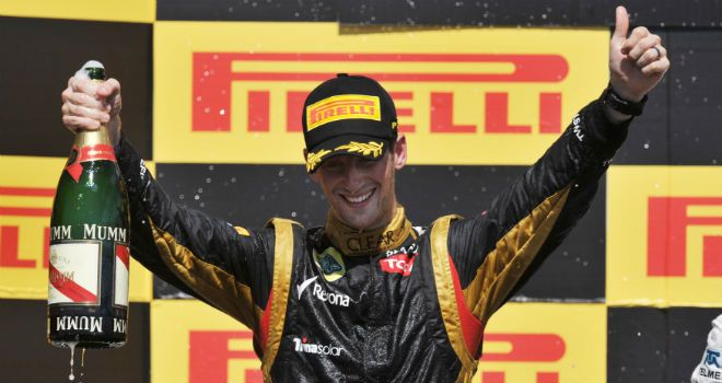 Romain Grosjean: Eyeing a first victory soon
